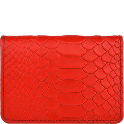 020(Rf) Men's wallet,  red
