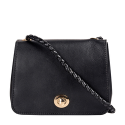 Charlyne 01 Women's Handbag, Dakota,  black