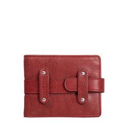 Americano W2(Rfid) Women's Wallet, Kalahari,  marsala