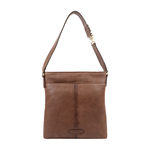 SADHAVI 02 WOMENS HANDBAG COW BOY,  brown