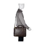 Cougar 01 Messenger bag,  brown