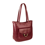 Chestnut 01 E. I Women s Handbag, E. I. Sheep Veg,  marsala