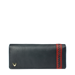 Drew W1 (Rfid) Women's Wallet, Roma Melbourne Ranch,  blue