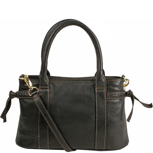 Mina 02 Women s Handbag, Roma,  black