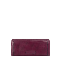 Dancing W2 (Rfid) Women's Wallet, Ranch Mel Ranch,  cardinal