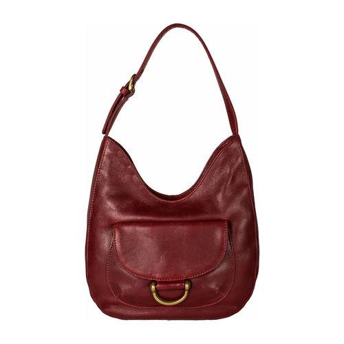 Chestnut 02 E. I Women s Handbag, E. I. Sheep Veg,  marsala