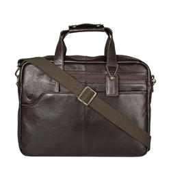 Phaeton 01 Briefcase,  brown