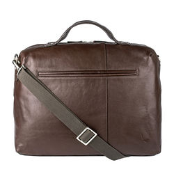 Fitch 03 Laptop bag, ranchero,  brown