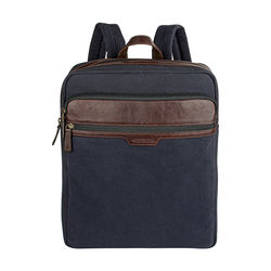 Viking 02 Men's Backpack Canvas,  navy blue