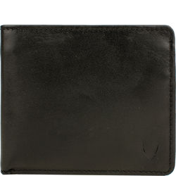 30 Men's wallet, ranch,  black