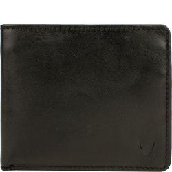 30 Men's wallet, ranch lamb,  black