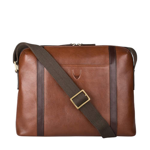 Gable 03 Messenger bag,  tan