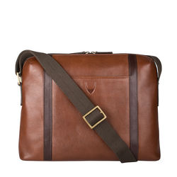 Gable 03Messenger bag,  tan