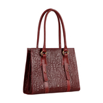 SAMURAI 02 WOMEN S SHOULDER BAG ELEPHANT,  marsala
