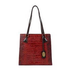 Spruce 04 Sb Women's Handbag Croco,  marsala