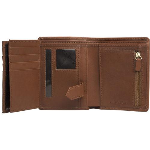 L108 Men s Wallet, Soho,  tan