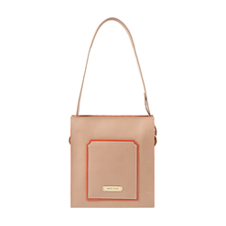 La Porte 01 Women's Handbag Melbourne Ranch,  nude