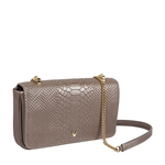 HIDESIGN X KALKI 3 A. M 02 Women s Handbag, Snake Ranch,  metallic