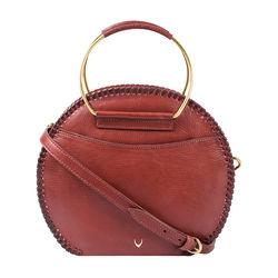 Mimosa 02 Women's Handbag EI Goat,  marsala