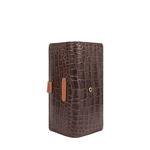 Scorpio W1 Sb (Rfid) Women s Wallet Croco,  brown