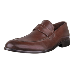 Edward Men's Shoes, Escada, 10,  brown