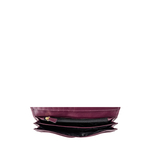 Sebbie W1 (Rfid) Women s Wallet, Regular,  aubergine