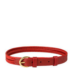 Florence Women's belts,  red, ranchero