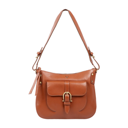 AL CAPONE 02 WOMEN'S HANDBAG SOHO,  tan