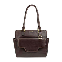 Zaniah 02 Handbag, escada,  brown