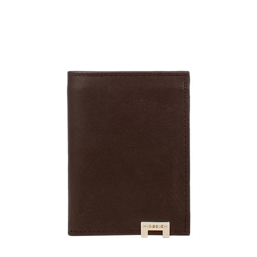 280-Tf Men s wallet,  brown, escada