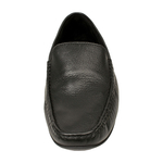 Malbec Men s Shoes, Genuine Deer Goat Suede, 9,  black