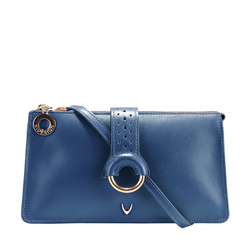 GATSBY 04 WOMEN'S HANDBAG SADDLE,  midnight blue