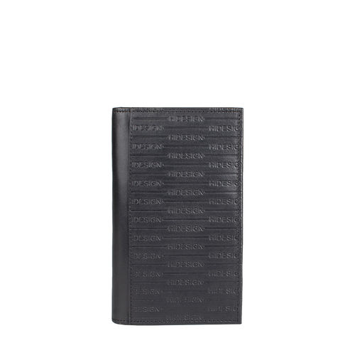 263-031F (Rf) Men s wallet,  black