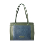 EE LIBRA 02 WOMENS HANDBAG SNAKE,  midnight blue
