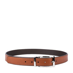 Ryan Men's belt, 40 42,  tan