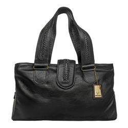 Nolan (1416) Handbag, regular,  black