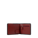 Uranus W4 Sb(Rf) Men s Wallet Manhattan,  black