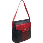 Paulette 02 Women s Handbag, Melbourne Ranch,  midnight blue
