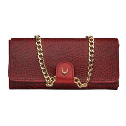 DOLCE W1, lizard,  dark red