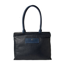 Adhara 01 Women's Handbag, Roma Ranch,  midnight blue