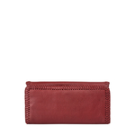Amber W2 (Rfid) Women s Wallet, Roma,  red