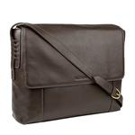 Nicholson 01 Messenger bag,  brown, regular