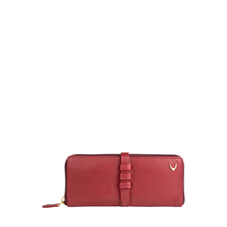 Heather W2 Women's Wallet, Ranch,  red