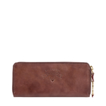 PEARL HART W1 (RF) WOMENS WALLET EI NATURAL CRUST,  brown