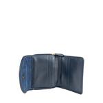Vitello W3 (Rfid) Women s Wallet, Melbourne Ranch,  midnight blue