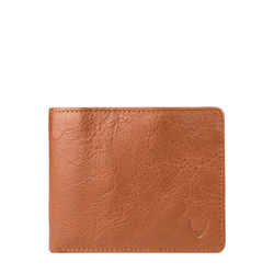 L105 Men's wallet, regular,  tan