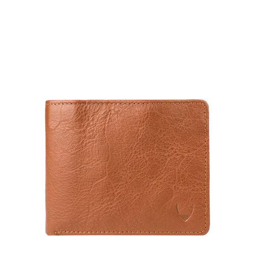 L105 Men s wallet,  tan, regular