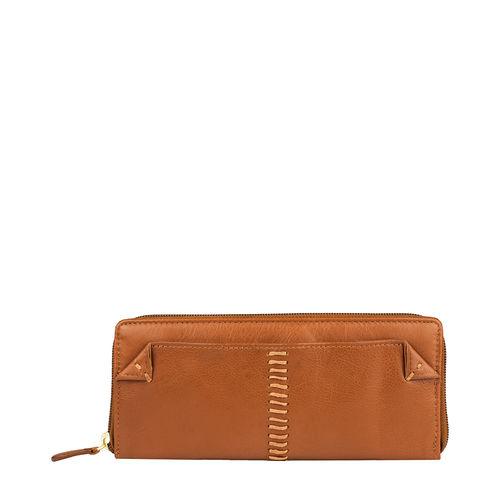 Stitch W2 Women s wallet, Roma Melbourne Ranch,  tan