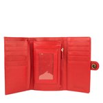 Intercato 10 Women s wallet, Melbourne Ranch,  red