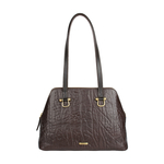 Cera 01 Women s Handbag, Elephant Melbourne Ranch,  brown